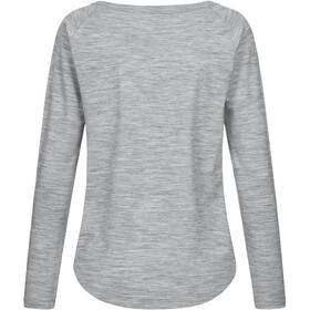 super.natural Essential Sweter Kobiety, ash melange
